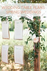 wedding plans and ideas delightful wedding table plan ideas