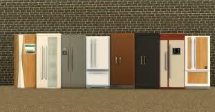 mod the sims refrigerators