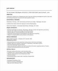 Patient Care Technician Sample Resume Certified Nursing Assistant Resume Sample Patient Care Technician