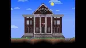 awesome terraria houses youtube