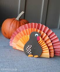 12 paper crafts kids will love thanksgiving thanksgiving turkey