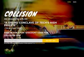 lexus for sale new orleans new orleans to host thousands of tech types for collision 2016