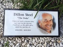 memorial plaques photo enamel plaque memorials by talking stones