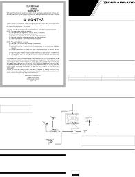 durabrand flat panel television dcf2703 user guide manualsonline com