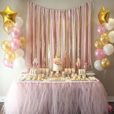 how to decorate birthday table decoration for party tables best 25 birthday table decorations ideas