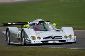 mercedes clr the flipping le mans racer