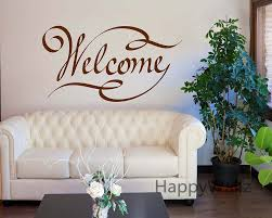 quote wall decal picture more detailed picture about welcome