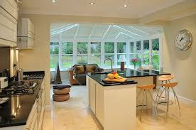 Kitchen Diner Extension Ideas Kitchen Extensions Costs And Benefits Property Price Advice