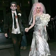 Dead Bride Halloween Costume 73 Zombie Wedding Ideas Images Zombie Wedding