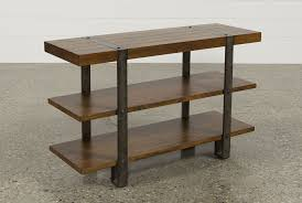 Sofa Back Table by Marley Sofa Table Living Spaces