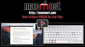 nvram reset ipad how to reset nvram on your mac 1397 apple tips and tricks