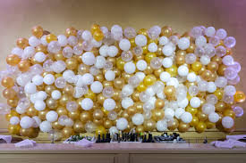 wedding backdrop balloons geronimo balloons archives grit gold event design dallas
