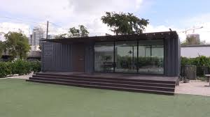 shipping container home florida affordable vivir en un container