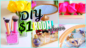 Diy Bedroom Decor by Diy Dollar Store Room Decor U0026 Organization 2015 Cute U0026 Cheap
