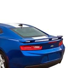 camaro rear spoiler 2017 chevy camaro spoilers custom factory lip wing spoilers