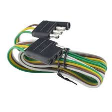 china four way trailer wire kits from hangzhou manufacturer