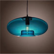 turquoise blue glass pendant lights round light l contemporary glass pendant light l for home