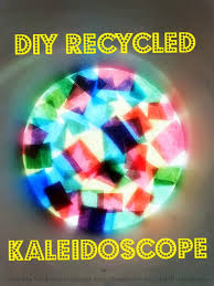 my kind of introduction diy recycled kaleidoscope kids craft