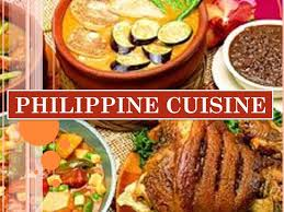cuisine philippine philippine cuisine or cuisine refers to the food