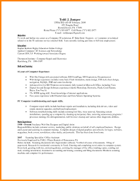 Resume Other Skills Examples by 100 Resume Sample With Computer Skills 100 Best Resume
