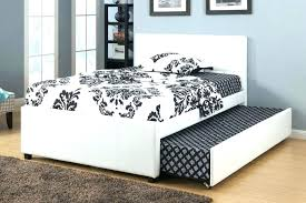 queen size daybed trundle bed queen size mattress for daybed sizes