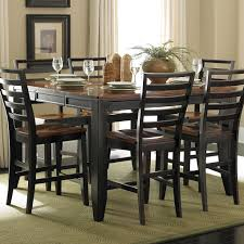 adrienne lynn counter height dining room set counter height