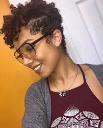 Best 25 African American Short Hairstyles Ideas On Pinterest