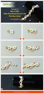 pink glass bead bracelet images 1679 best jewelry making tutorials tips 2 images jpg