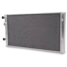 40mm alloy radiator rad for vw golf iii vr6 gti polo 6n lupo vento