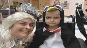 9 year old cancer patient to celebrate his u0027last christmas u0027 early