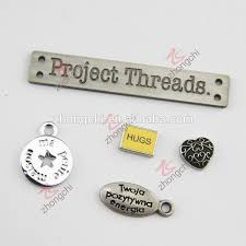 custom engraved necklaces logo engraved jewelry tags charms custom made metal logo charms