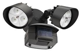 Led Outdoor Light Lithonia Lighting Oflr 6lc 120 Mo Bz Led Outdoor Floodlight 2