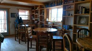 Western Dining Room Western Town At 3 Step Hideaway Canyonlands