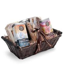 gourmet coffee gift baskets gourmet coffee shopswell