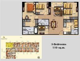 2 bedroom house floor plans philippines 3d small house floor