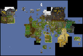 Oldschool Runescape World Map by Fok Nl Nieuws Old Runescape Wordt Uitgebreider