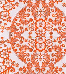 oilcloth by the yard toile