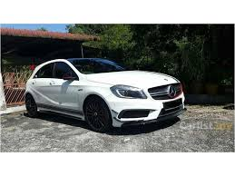 mercedes a45 amg 2014 mercedes a45 amg 2014 4matic edition 1 2 0 in penang