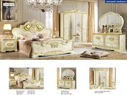 Traditional Bedroom Sets - leonardo traditional bedroom set made in italy
