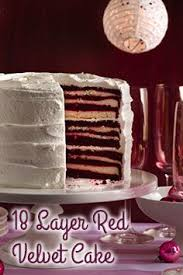 about to enjoy a betty crocker red velvet cupcake cakes and