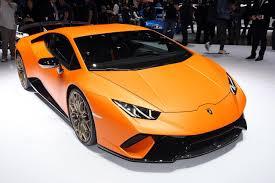 Lamborghini Huracan Acceleration - 2017 geneva lamborghini huracan performante is the ultimate road car