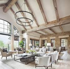 a colorado mountain home gets elevated charm luxe interiors design