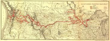 Map Of Northern Mexico by File Northern Pacific Railroad Map Circa 1900 Jpg Wikimedia Commons