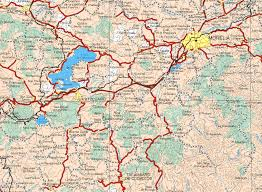 Mexico Maps Michoacan Mexico Map 7 Map Of Michoacan Mexico 7 Mapa De