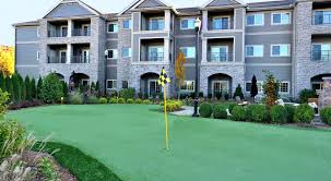 intelliturf synthetic grass and artificial turf putting greens