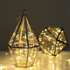 copper wire led lights jebsens starry string lights warm white color on copper wire