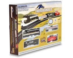 ho scale thoroughbred set by bachmann bac00691 toys