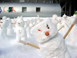 interesting snowman photos fun u0026 unusual ways to build snowmen