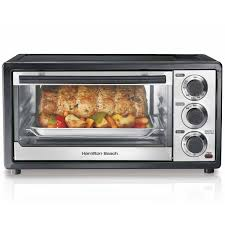 Commercial Sandwich Toaster Oven Hamilton Beach 6 Slice Capacity Toaster Oven 31508