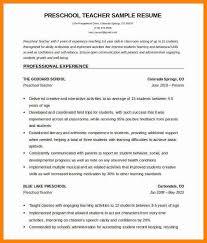 10 resume format for experienced teacher forklift resume